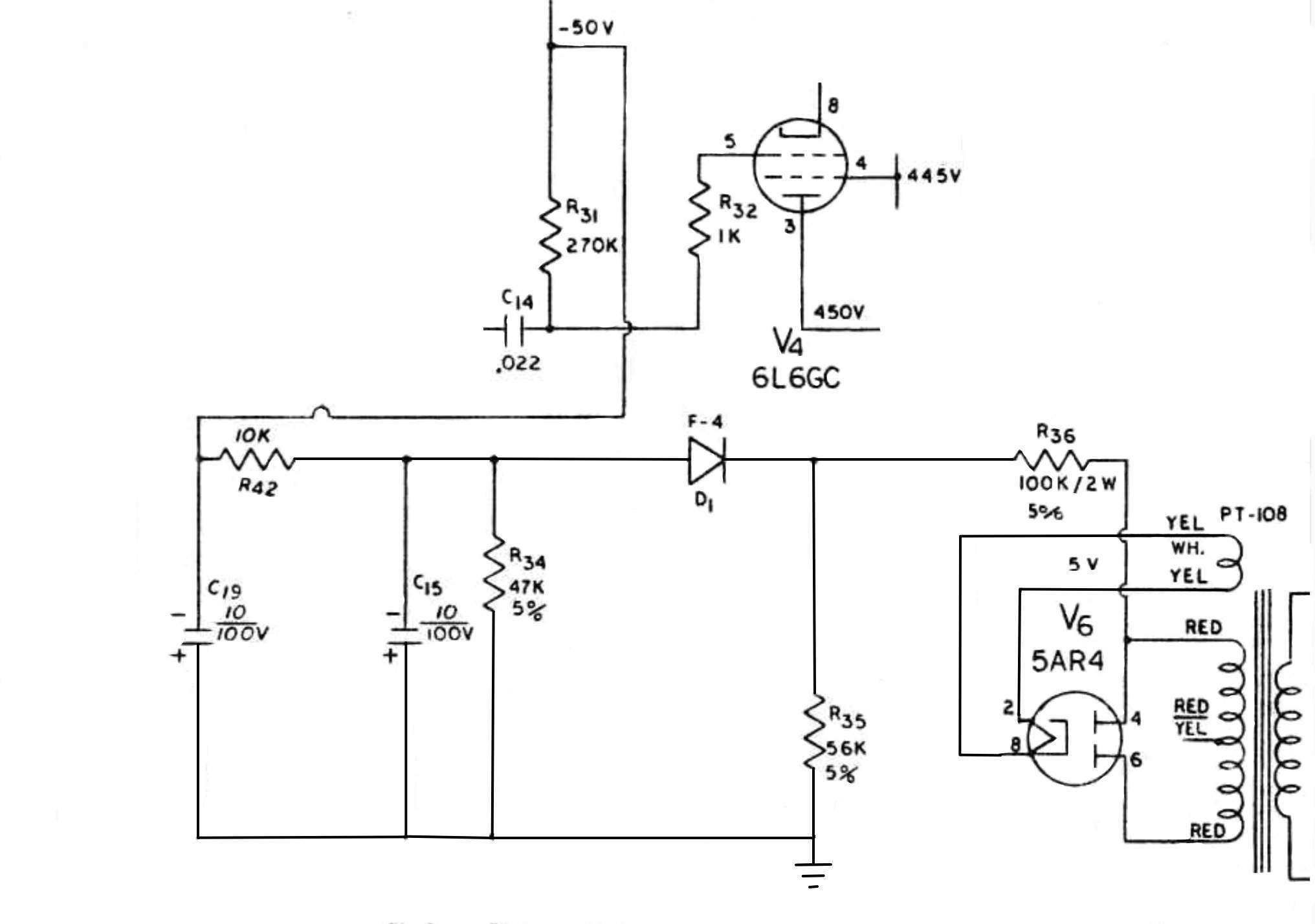 dsl splitter circuit diagram