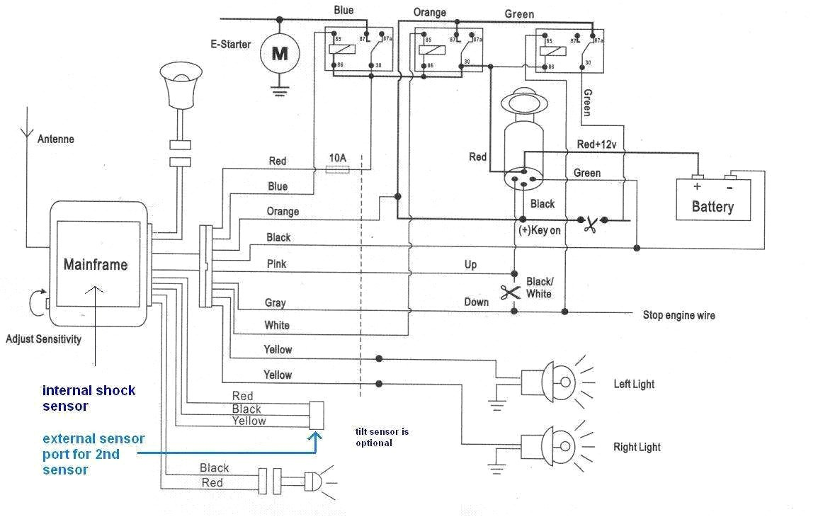 ready remote 24921b wiring diagram