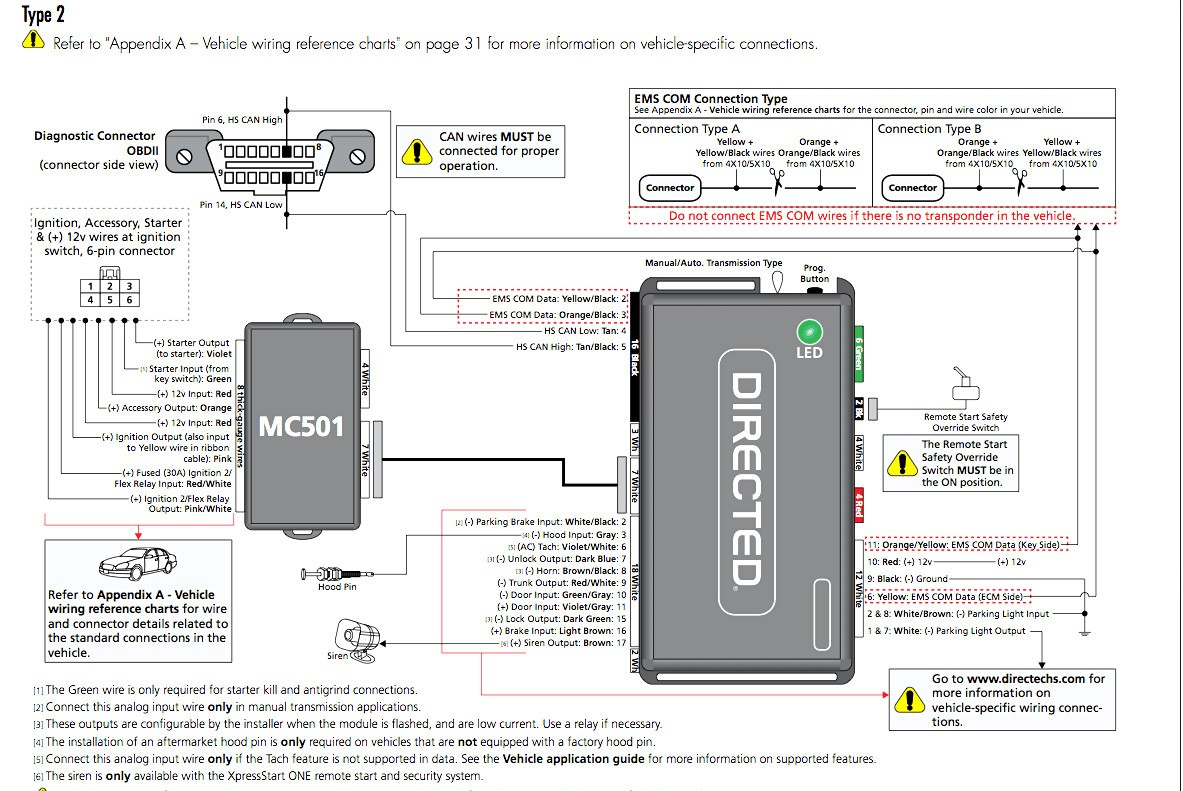 4x03 remote start wiring diagram