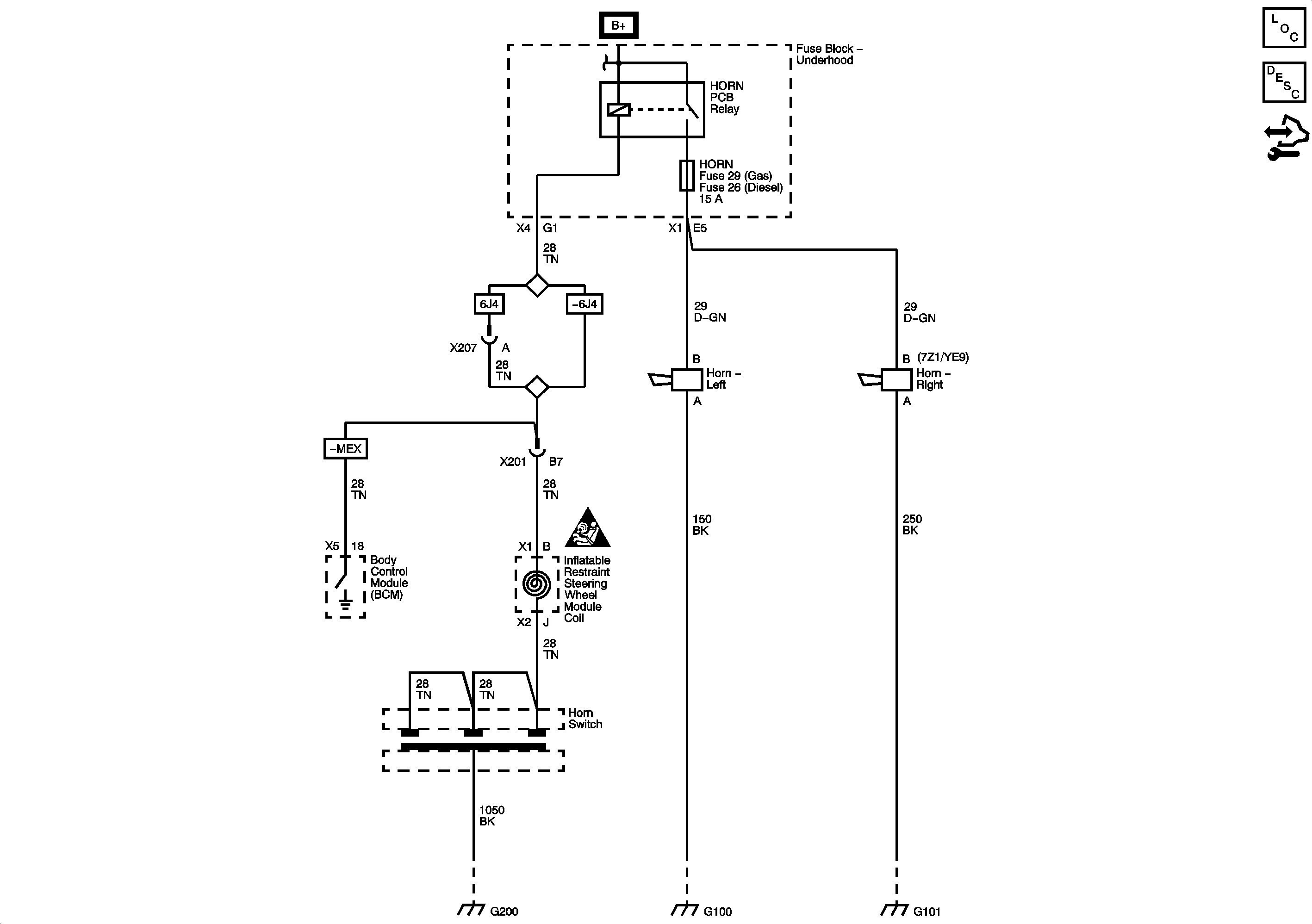 bad boy air horn wiring diagram