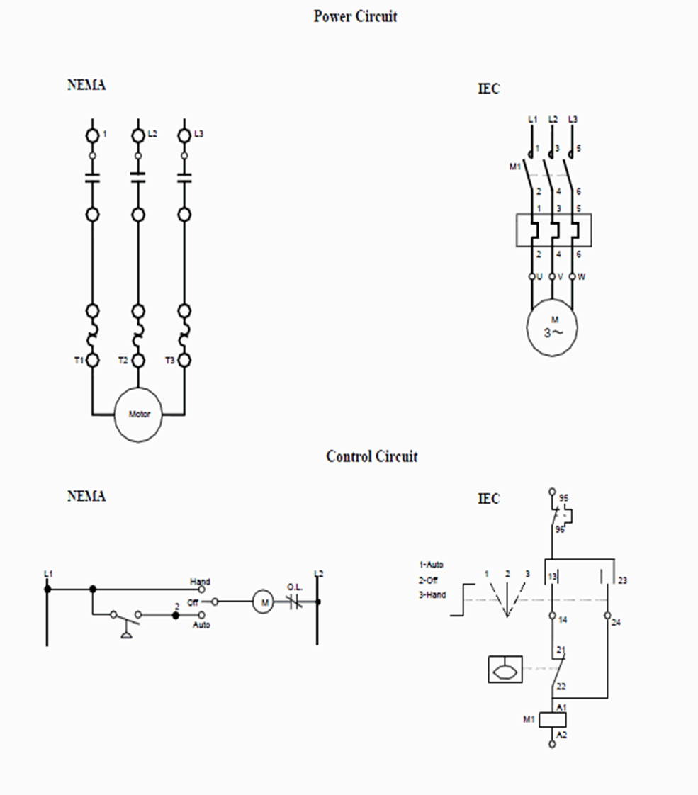 process first let s look at a simple start stop circuit