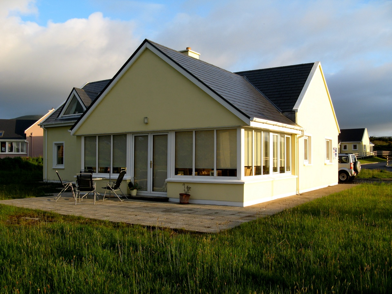 A Houses For Rent Ballinskelligs House For Rent 9 Cois Tra Upper