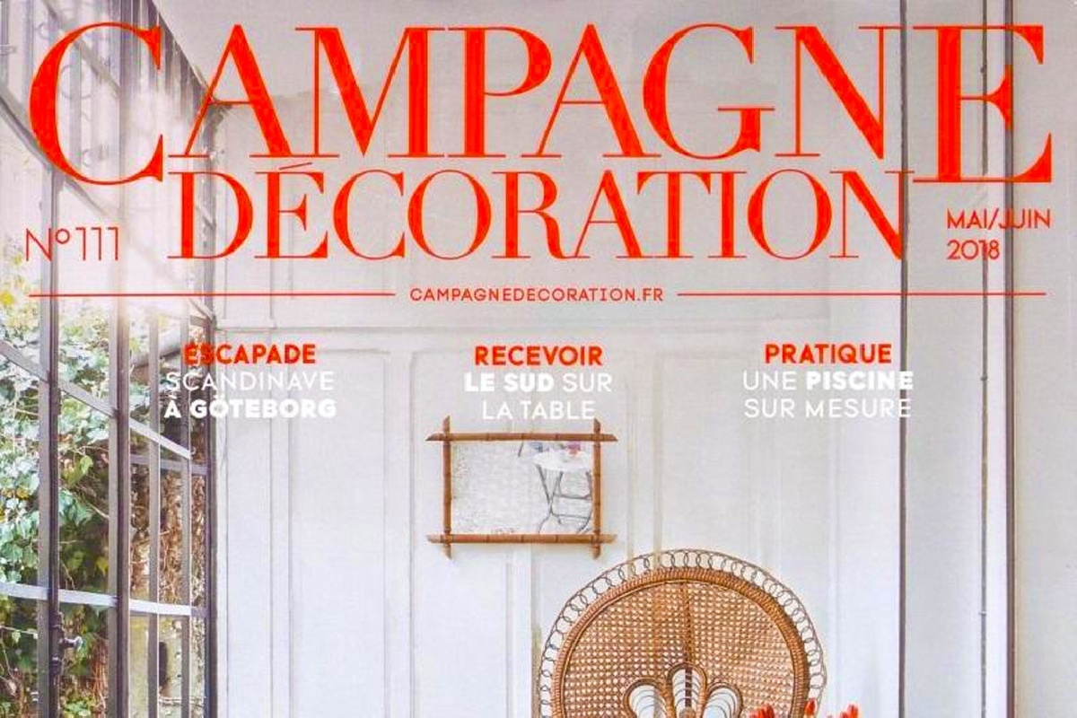 Campagne Décoration Magazine Campagne Decoration May 2018 Maiori Europe