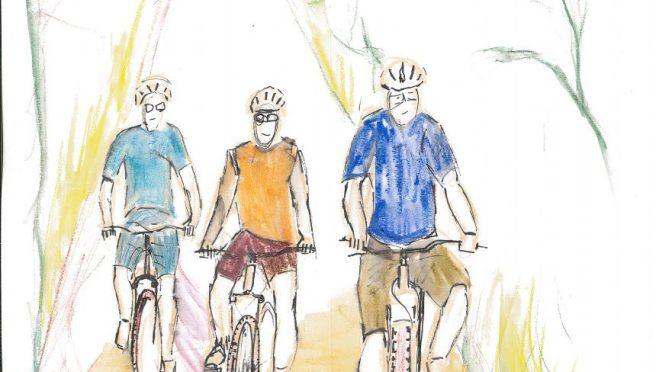 dessin 2 marie-hélène cyclo