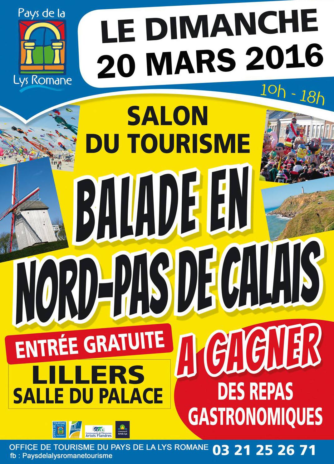 Salon Du Tourisme 2016 Agenda Culturel