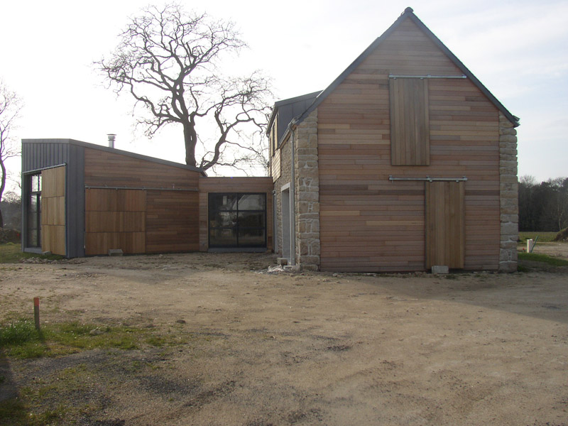 Renovation Exterieur Volets Coulissants - Sign&bois Construction