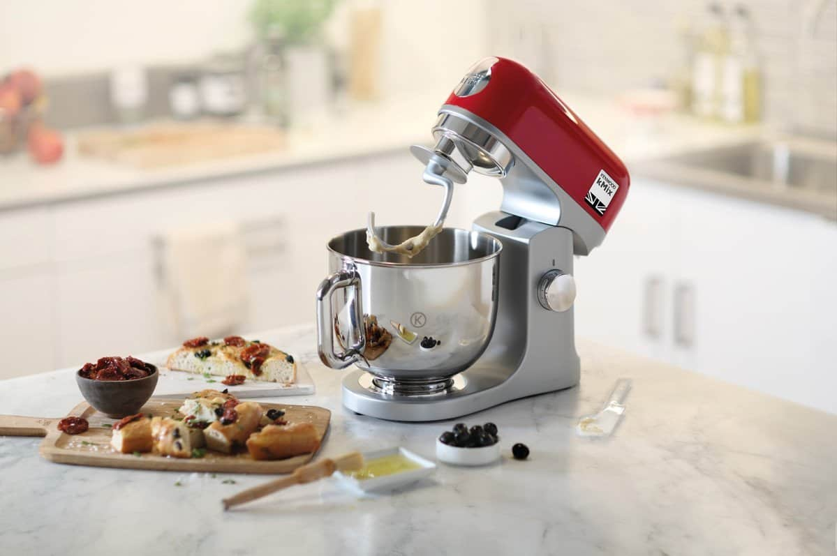 Comparatif Robot Patissier Kenwood Et Kitchenaid Kmix