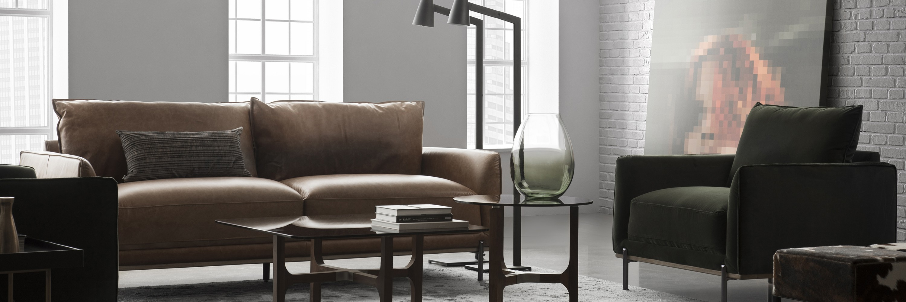 Catalogue Cuir Center Comfortable Sofas Living Room Maison Corbeil