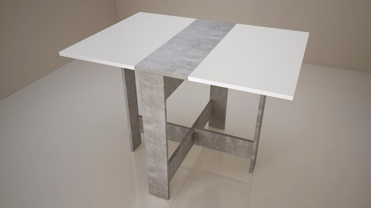 Table De Cuisine Modulable Table A Manger Cuisine Pliante Curry - Maison & Design