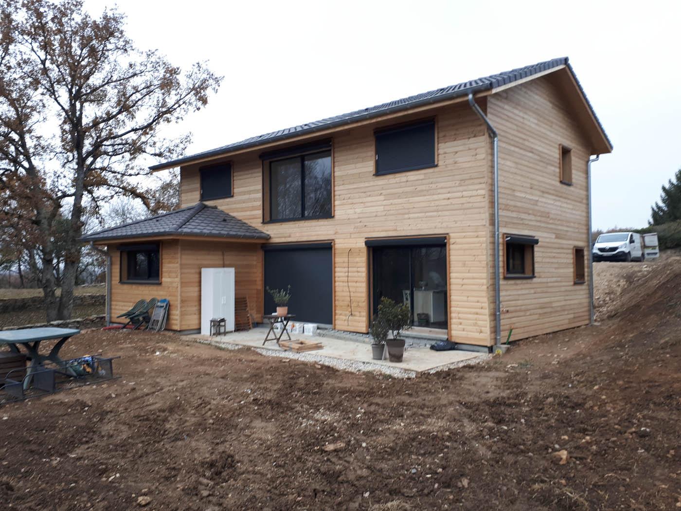 Construction ossature bois dtu maisons ossature bois lofoten bois
