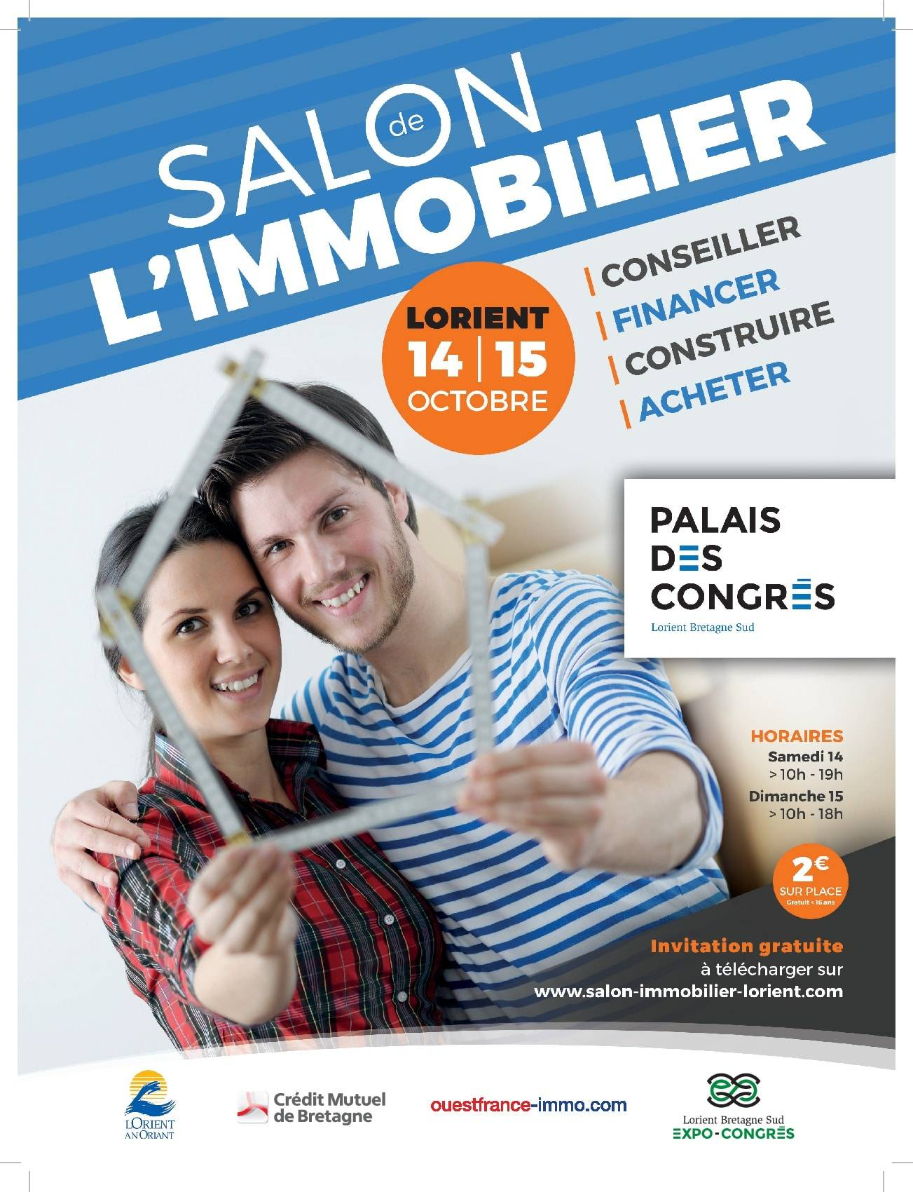 Salon De L Immobilier 2017 Salon Immo Lorient Oct 17 Maisons Pep S