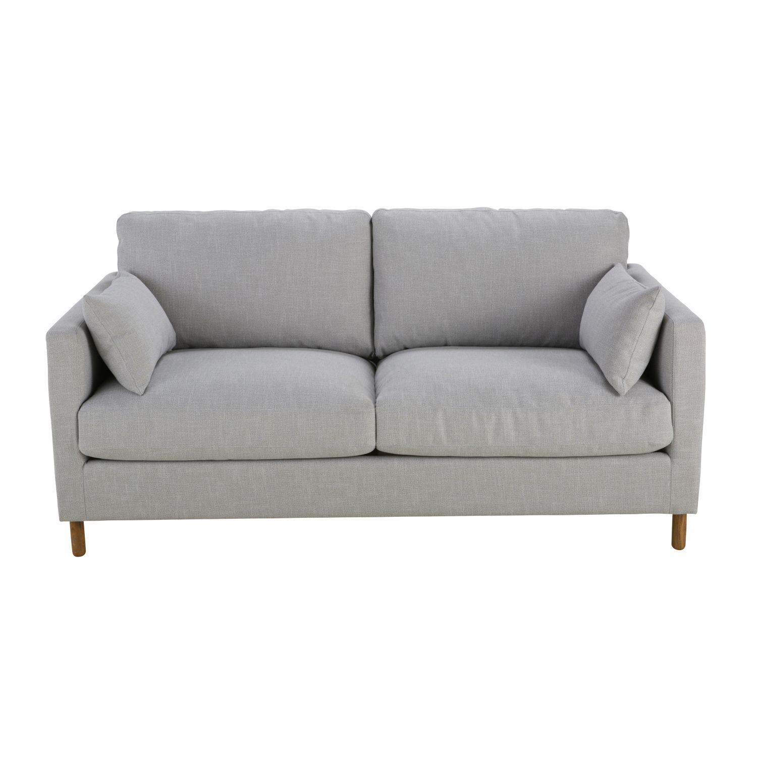 Maison Du Monde Schlafsofa Light Grey 3 Seater Sofa Maisons Du Monde