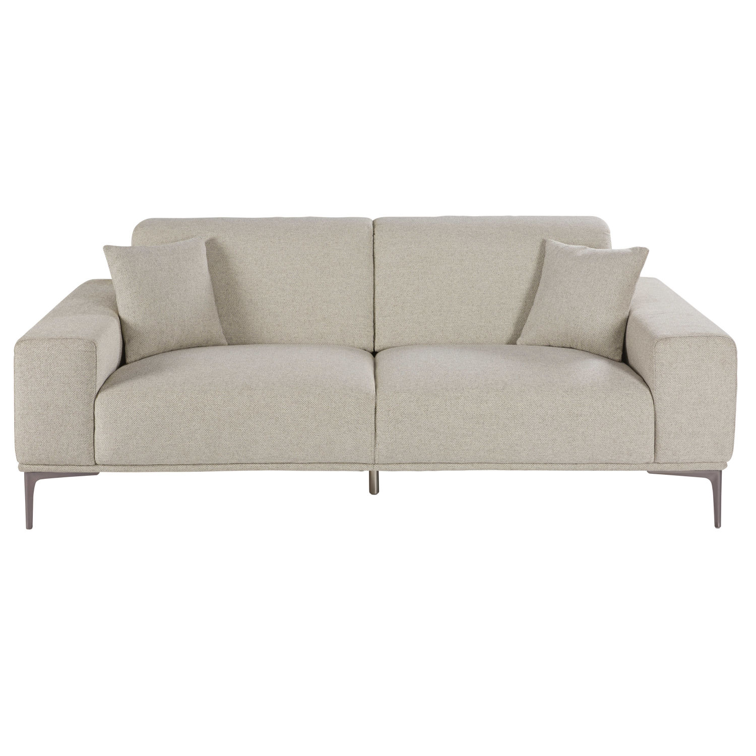 Maison Du Monde Schlafsofa Mottled Light Grey 2 3 Seater Sofa Maisons Du Monde