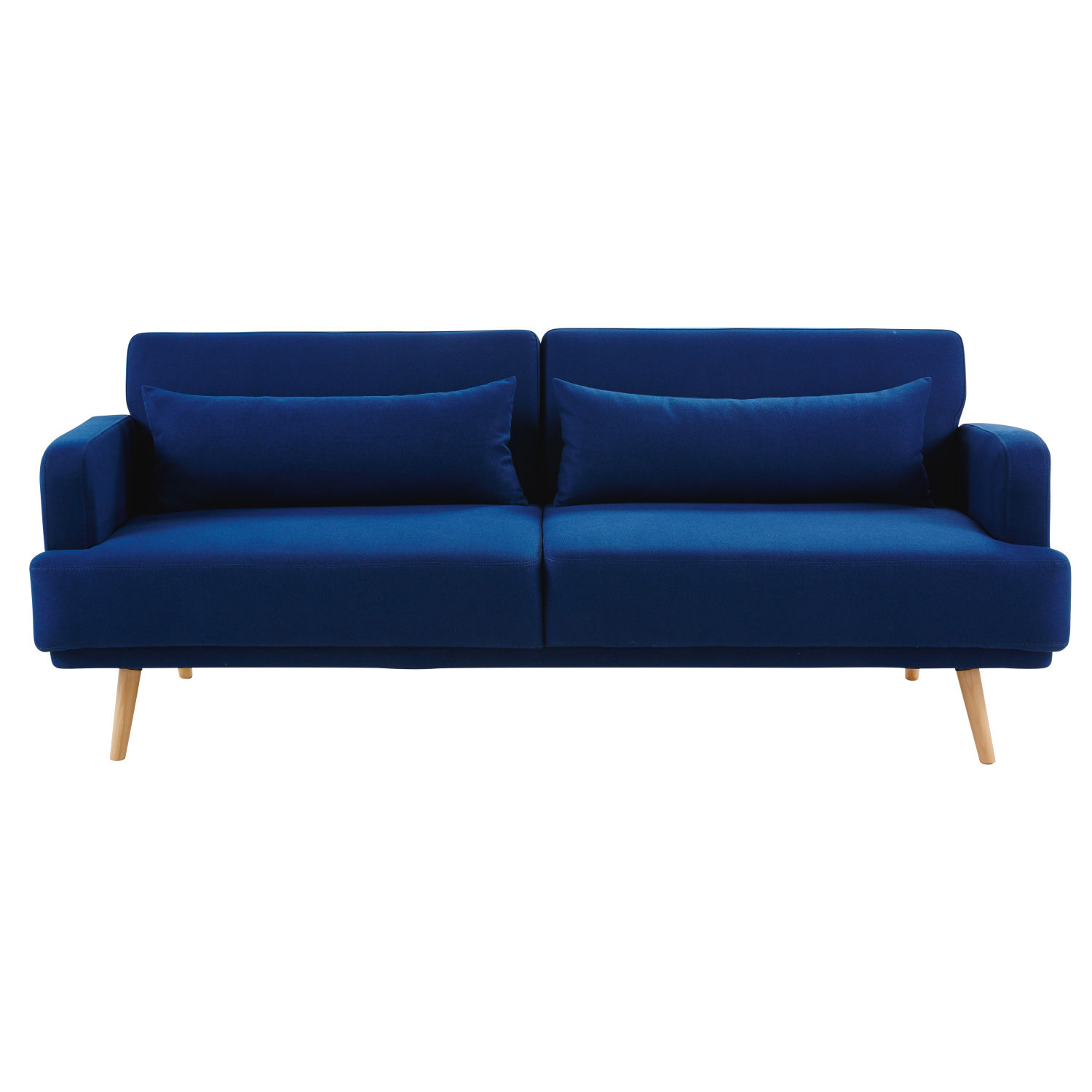 Maison Du Monde Schlafsofa Royal Blue 3 Seater Sofa Bed Maisons Du Monde