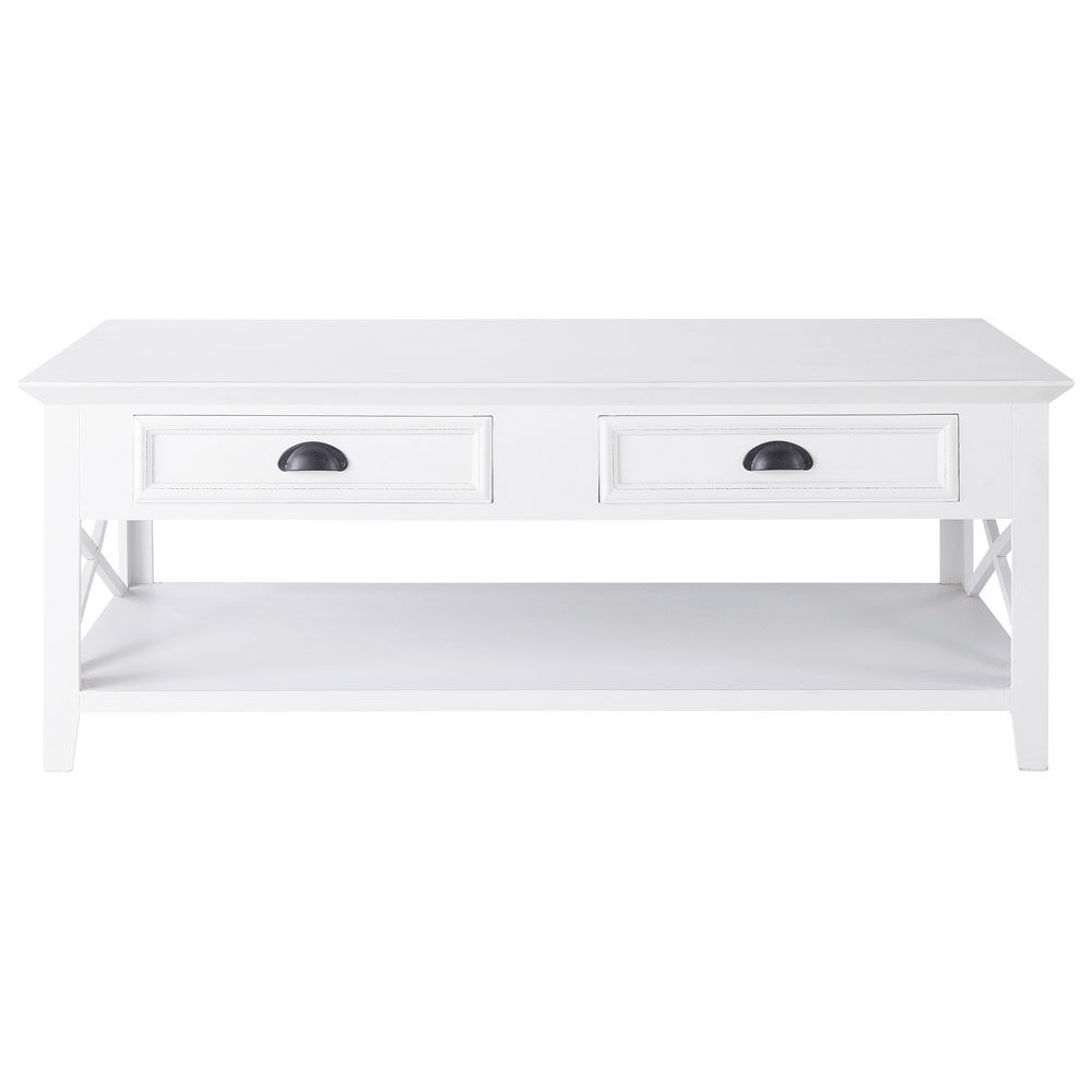 Couchtisch Maisons Du Monde Wooden Coffee Table White W 120cm Maisons Du Monde