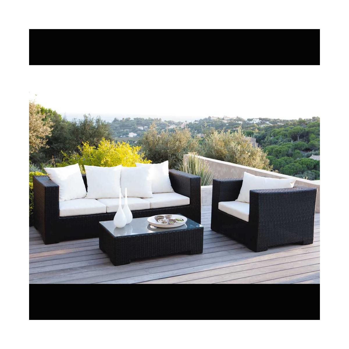 Table Basse Jardin Resine | Ides De Table Et Chaise De Jardin En ...