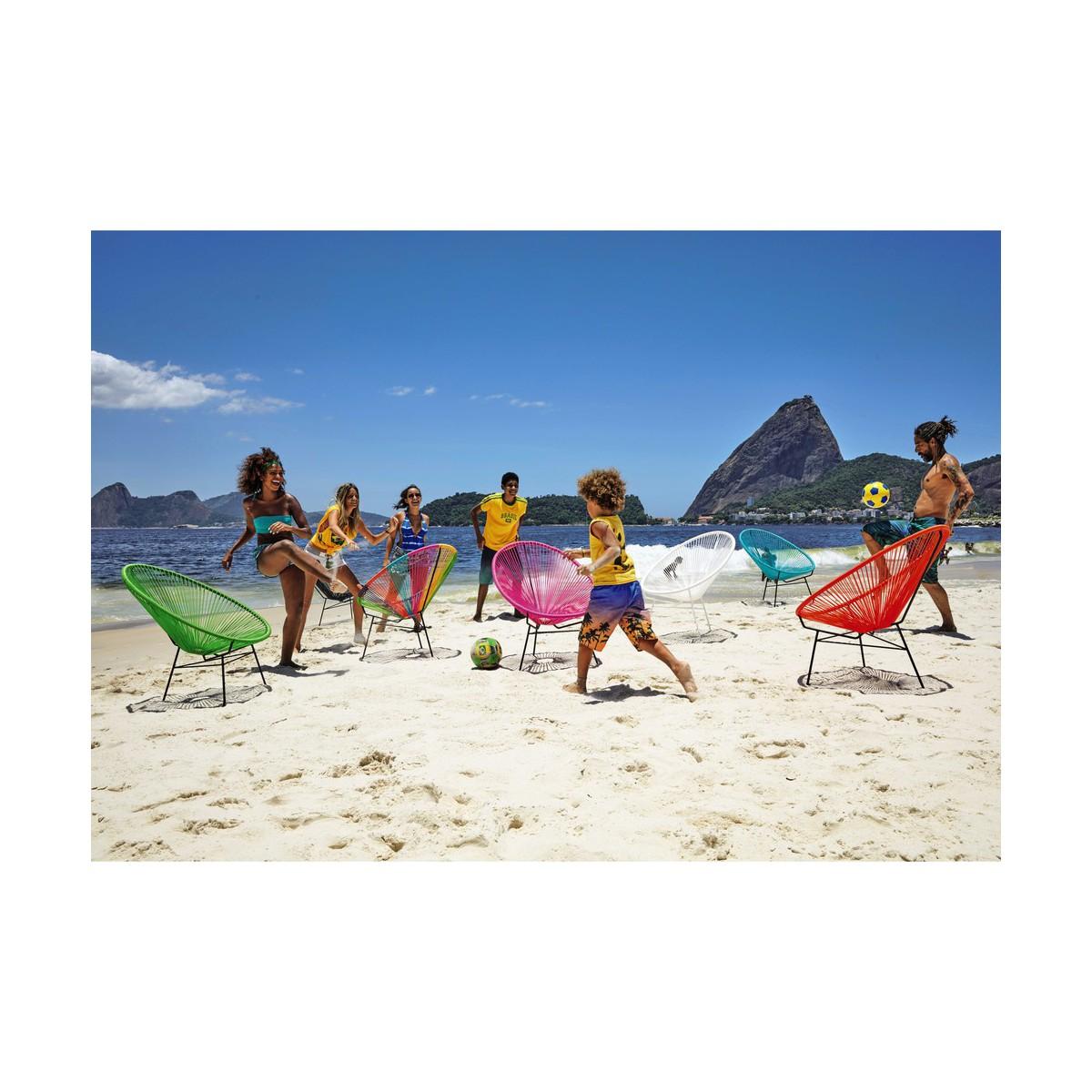 Fauteuil Jardin Copacabana Maison Du Monde | Chaise Acapulco Maison ...