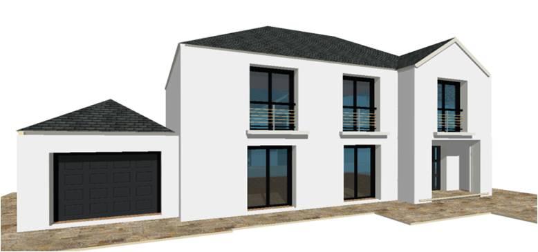 Bardage Extérieur Maison Ossature Bois | Rénovation D\'une Tour En ...