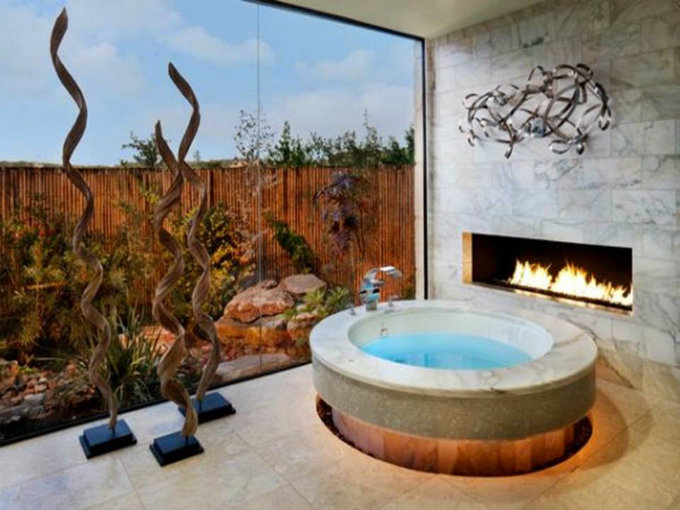 5 Ideas That Bring Home The Luxury Spa - spa ideas for home