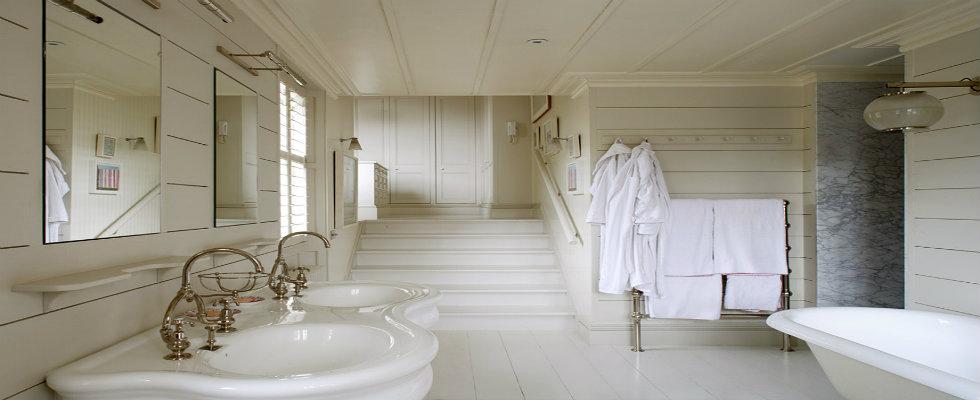 10 Shabby Chic Bathroom Design Ideas - shabby chic bathroom ideas