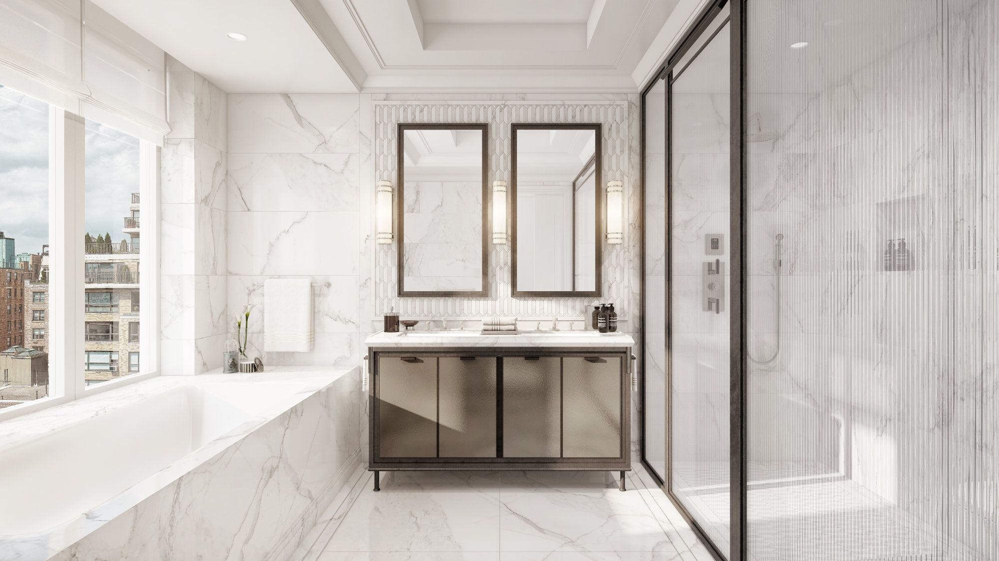 Get Inspired By This Bathroom Ideas By Famous Interior Designers Maison Valentina Blog
