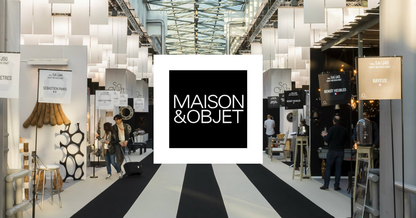 Maison Et Objet Paris 2019 All The Details You Need To Know