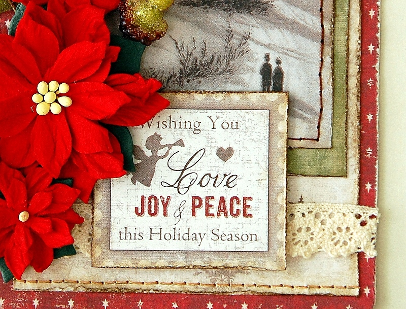 Joy and Peace Card by Irene Tan 2