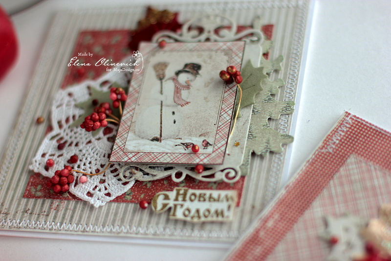 ChristmasCard_Snowman_ElenaOlinevich1