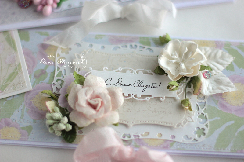 Wedding Envelope for Maja Design by Elena Olinevich1a