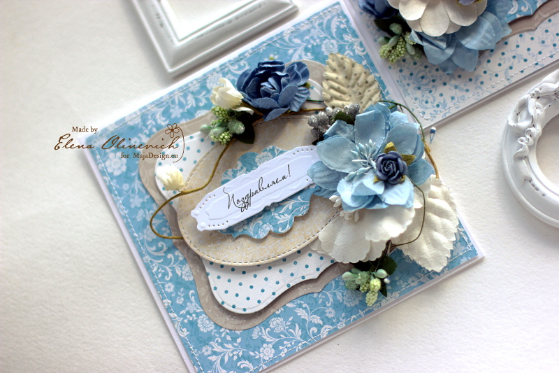 Summer Collection for Cards by Elena Olinevich for Maja Design_2