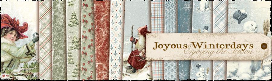Joyous Winterdays collection