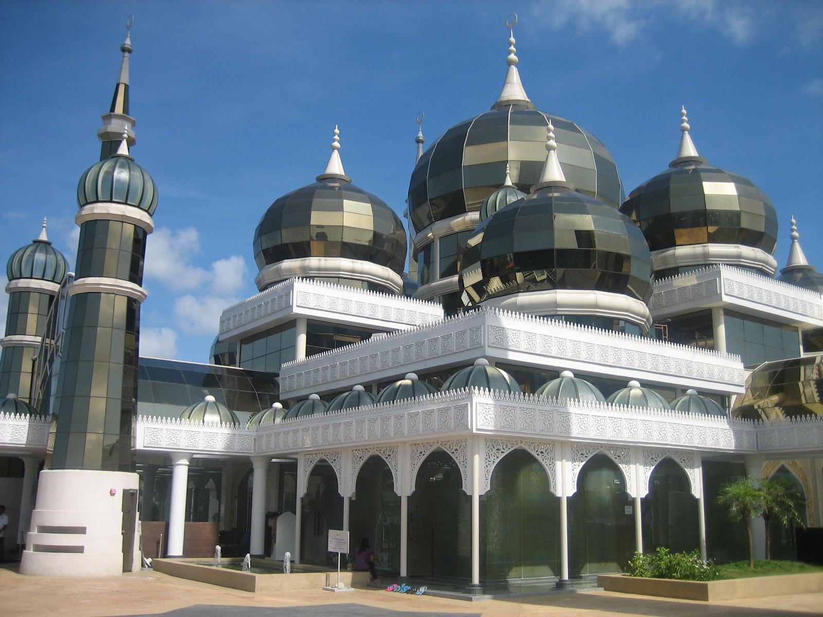 Paragliding Wallpaper Hd Cool Images Masjid Kristal