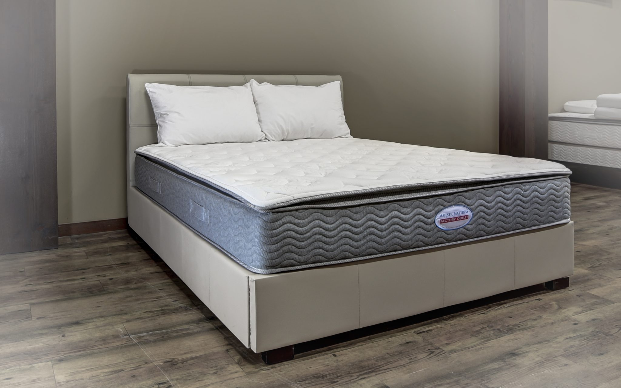 Bedroom Mattress Pacifica Pillow Top