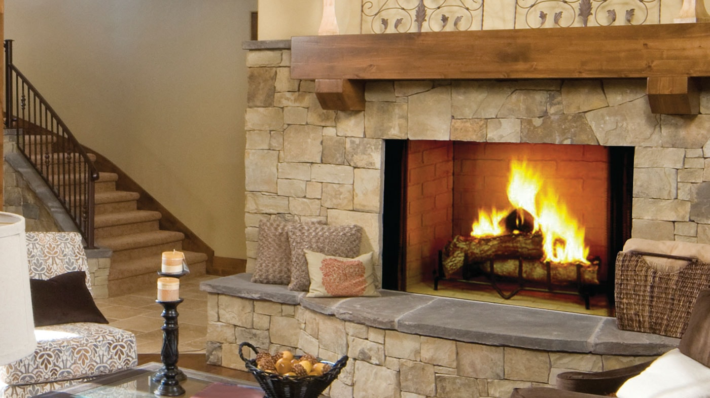 Build Your Own Fireplace Insert Biltmore Wood Burning Fireplace Majestic Products