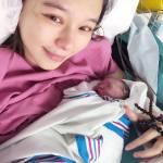 ビビアン・スーが40歳で第1子を出産!性別や名前、夫は?