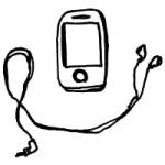 【iPhone7】 充電しながらイヤホンで音楽を聴く方法