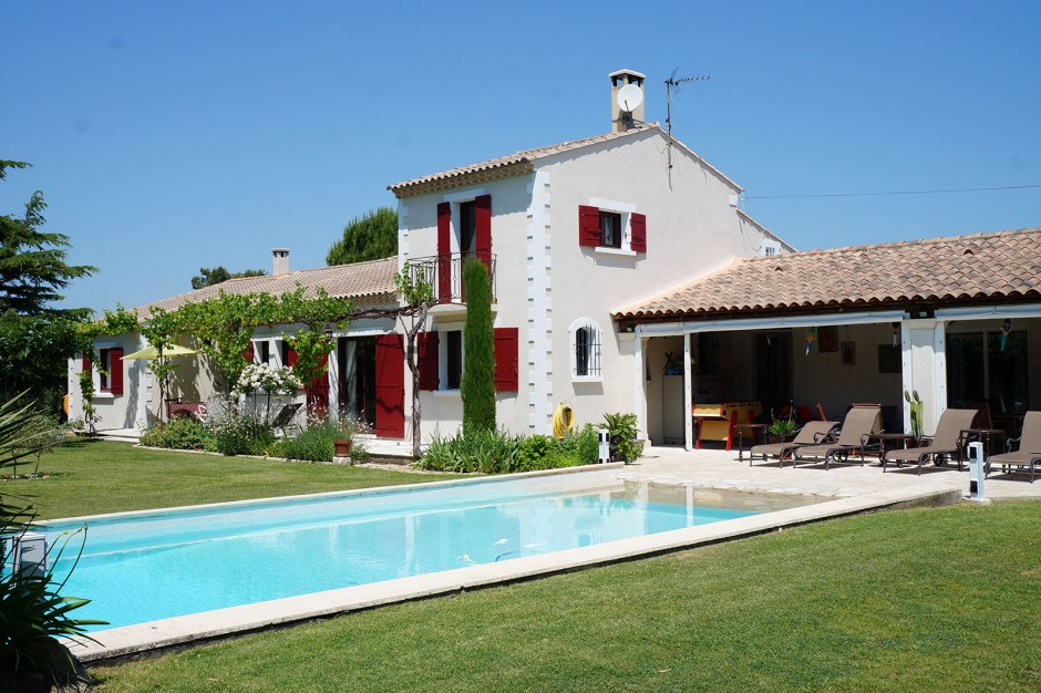 5 Bedrooms, Villa, Vente, 1 Bathrooms, Listing ID 1261, SAINT REMY DE PROVENCE, France, 13210,
