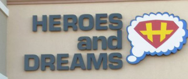 Heroes and Dreams Free Comic Book Day