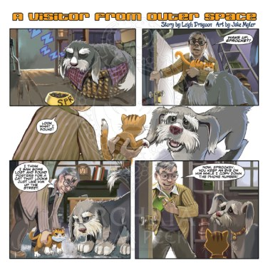 Fraggle Rock 002_Preview PG2