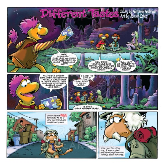 Fraggle Rock 002_Preview PG5