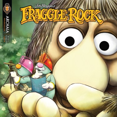 Fraggle Rock 003 Cover B