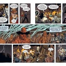 SIXTH GUN #6 PREVIEW PG 6-7