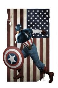 CAPTAIN AMERICA_616_Cover