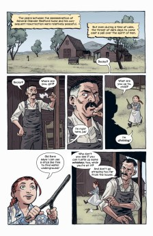 SIXTH GUN #16 PREVIEW PG 2