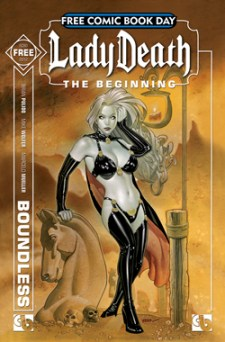 Boundless FCBD12_LADY DEATH-BEGINNING
