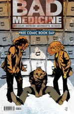 Oni Press FCBD12_BAD MEDICINE