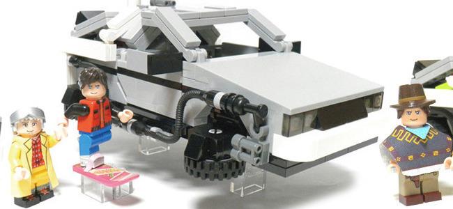 BTTF LegoPICON