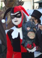 2012 Parade Harley Quinn