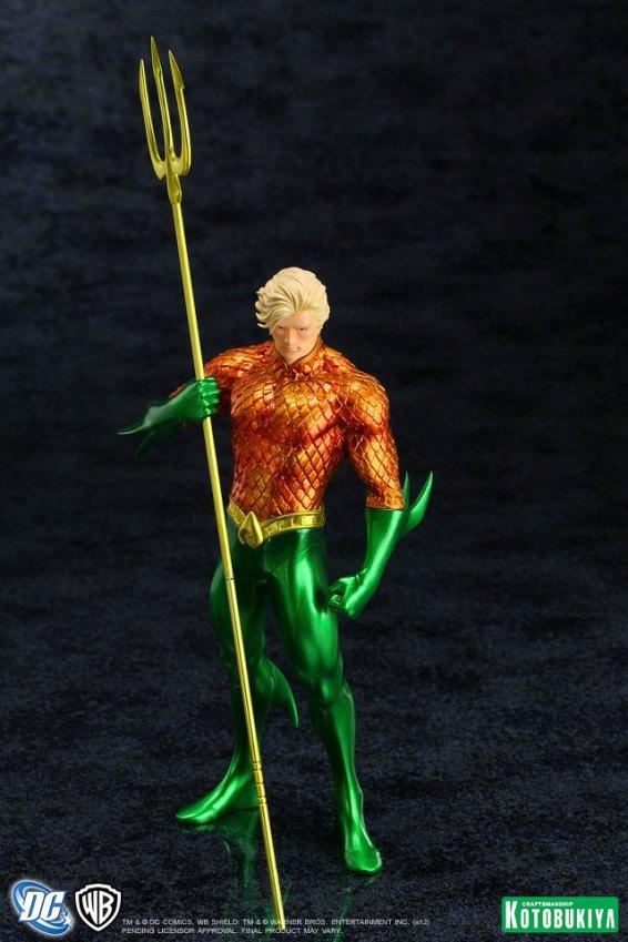 Kotobukiya-Aquaman6