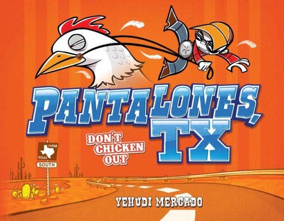 Pantalones TX Preview-Cover